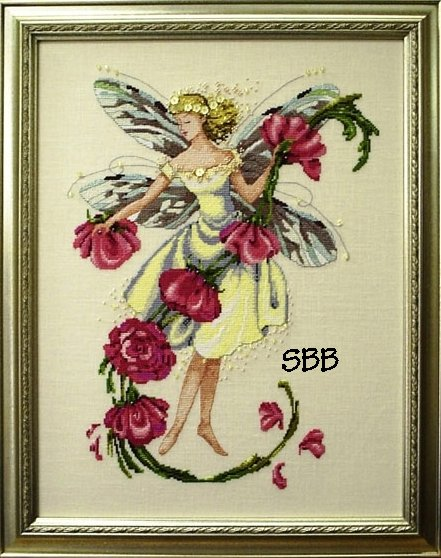 Mirabilia MD96 November Topaz Fairy