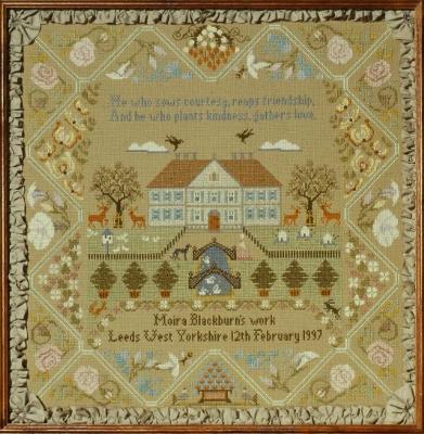 Moira Blackburn Bee Hive Sampler