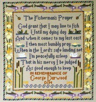Moira Blackburn Fisherman's Prayer