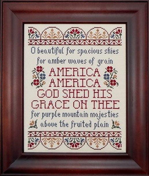 My Big Toe Designs America The Beautiful
