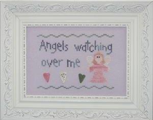 My Big Toe Designs Angels Watching
