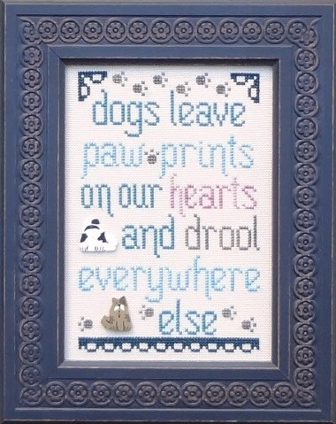 My Big Toe Designs Dogs Leave Paw Prints