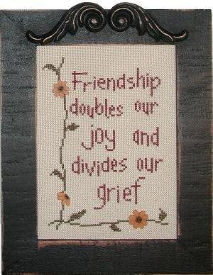 My Big Toe Designs Friendship