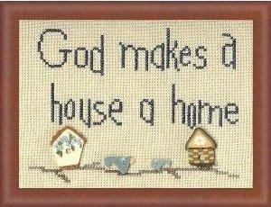 My Big Toe Designs God Makes A Home