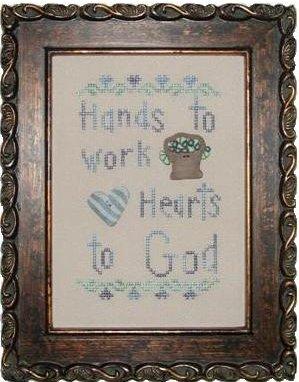 My Big Toe Designs Hearts To God