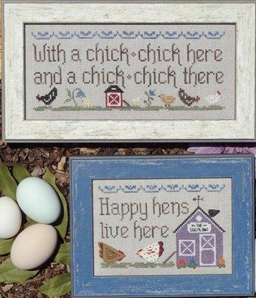 My Big Toe Designs Hens & Chicks