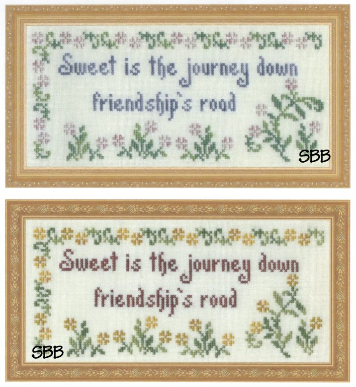 My Big Toe Designs Sweet Is The Journey