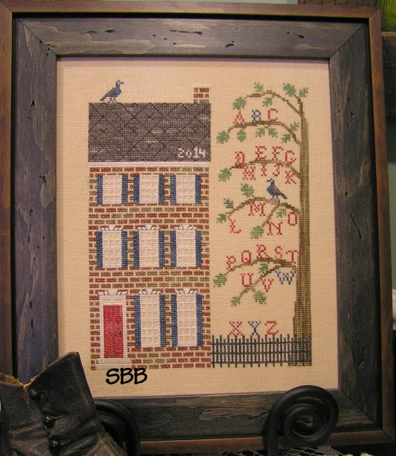 The Nebby Needle Old Town Sampler