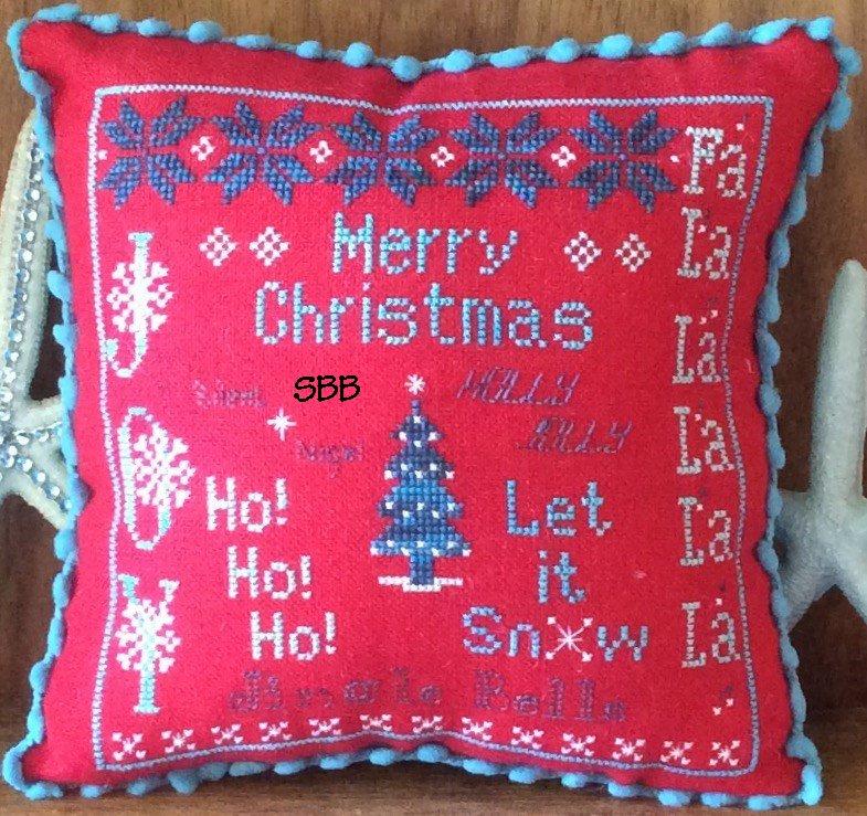 Needle Bling Designs Christmas Joy