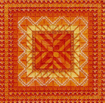 Needle Delights Originals Color Delights - Tangerine