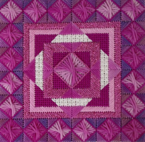 Needle Delights Originals Color Delights ~ Orchid