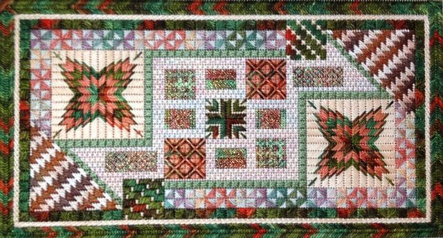 Needle Delights Originals Sherwood Garden
