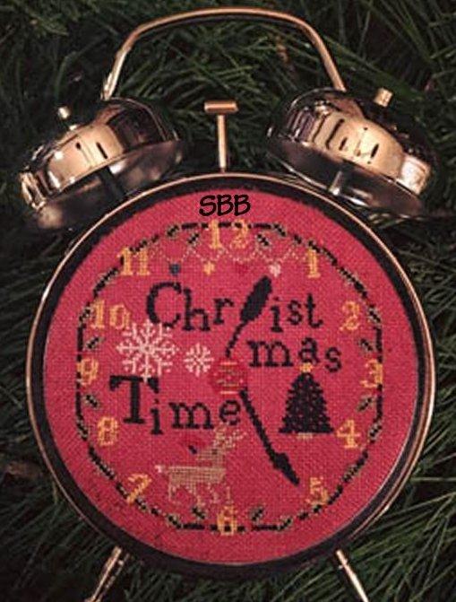 NeedleWorkPress Christmas Time