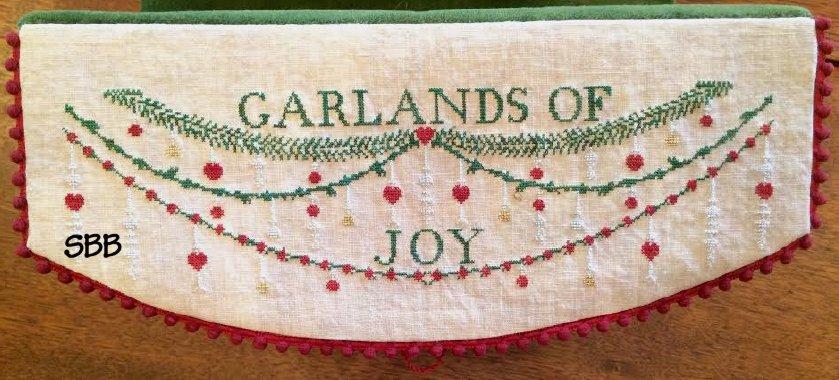 NeedleWorkPress Garlands Of Joy