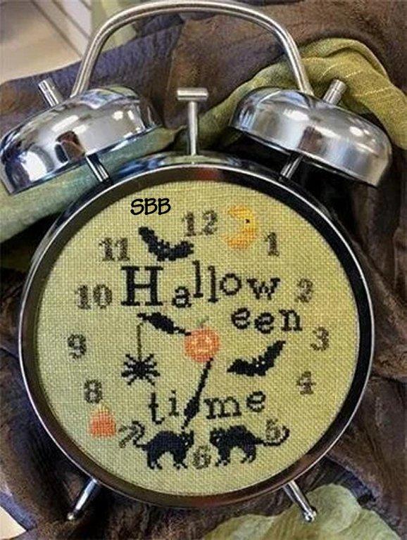 NeedleWorkPress Halloween Time