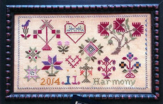 NeedleWorkPress Harmony