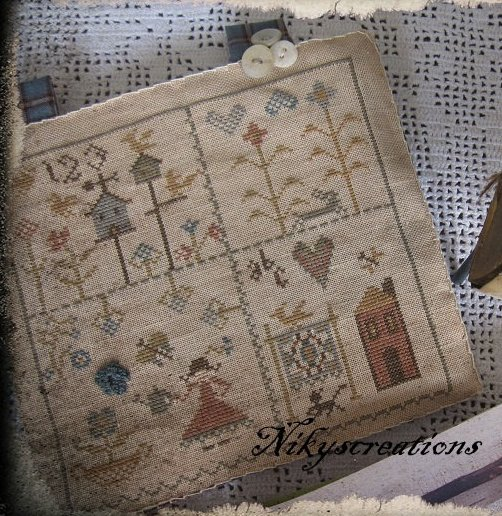 Nikyscreations Little Sampler