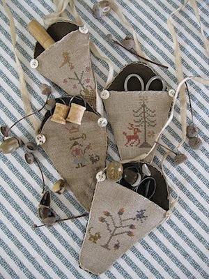 Nikyscreations Seasonal Scissor Keeper