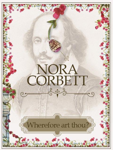 Nora Corbett Designs  #CEB Wherefore Art Thou - Mystery Sampler Bead