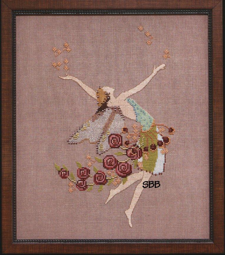 Nora Corbett Designs  #NC154 Muse Collection ~ Caprice