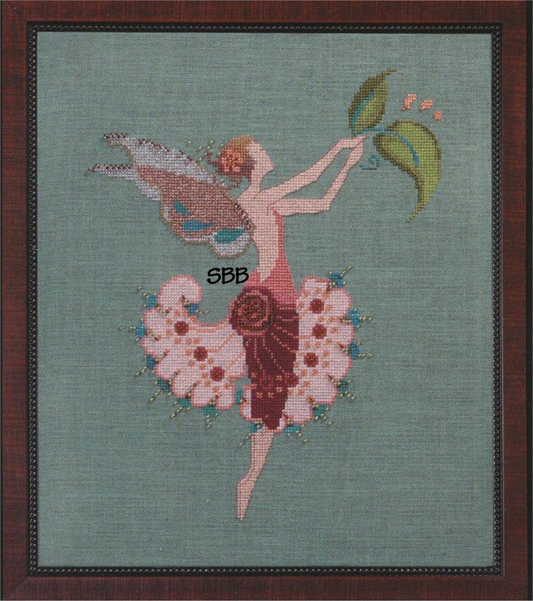 Nora Corbett Designs  #NC155 Muse Collection ~ Melody