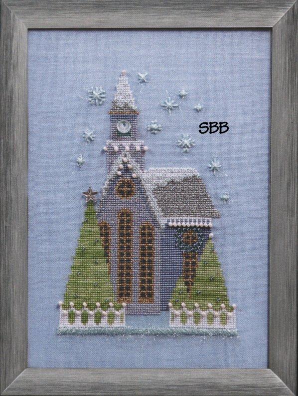 Nora Corbett Designs Snow Globe Village Series