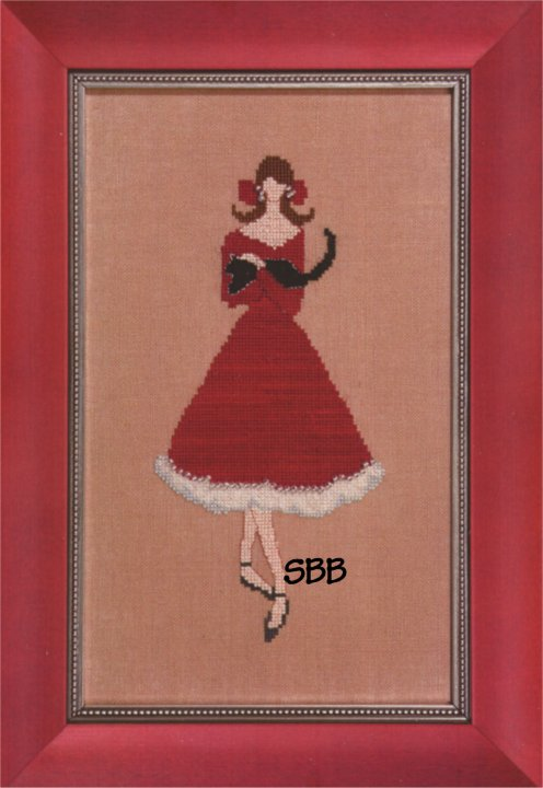 Nora Corbett Designs Red Ladies Collection