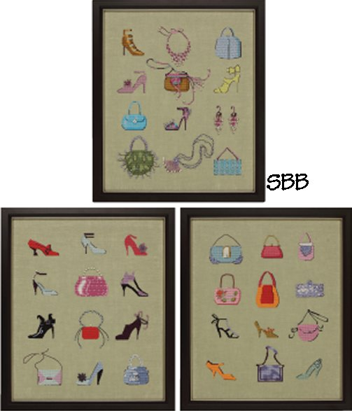 Nora Corbett Designs  #NC181 Pretty Little Things Collection