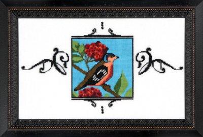 Nora Corbett Designs  #NC183 Audubon Street Collection ~ Chaffinch
