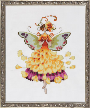 Nora Corbett Designs  #NC195 Pixie Blossom Collection ~ Buttercup