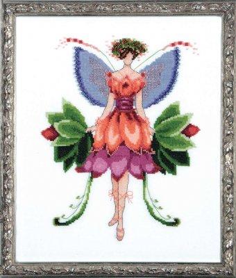 Nora Corbett Designs  #NC197 Pixie Blossom Collection ~ Azalea