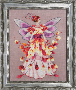 Nora Corbett Designs  #NC201 Pixie Seasons Collection ~ Faerie Spring Fling