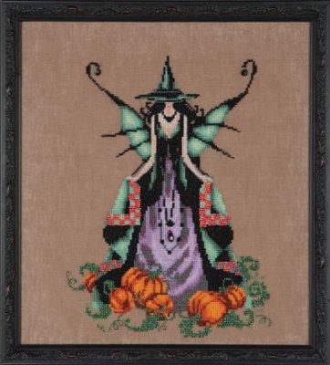 Nora Corbett Designs  #NC205 Bewitching Pixies ~ Luna
