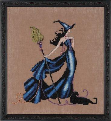 Nora Corbett Designs  #NC206 Bewitching Pixies ~ Gigi
