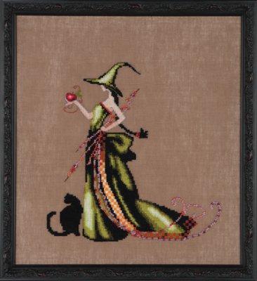 Nora Corbett Designs  #NC207 Bewitching Pixies ~ Ana