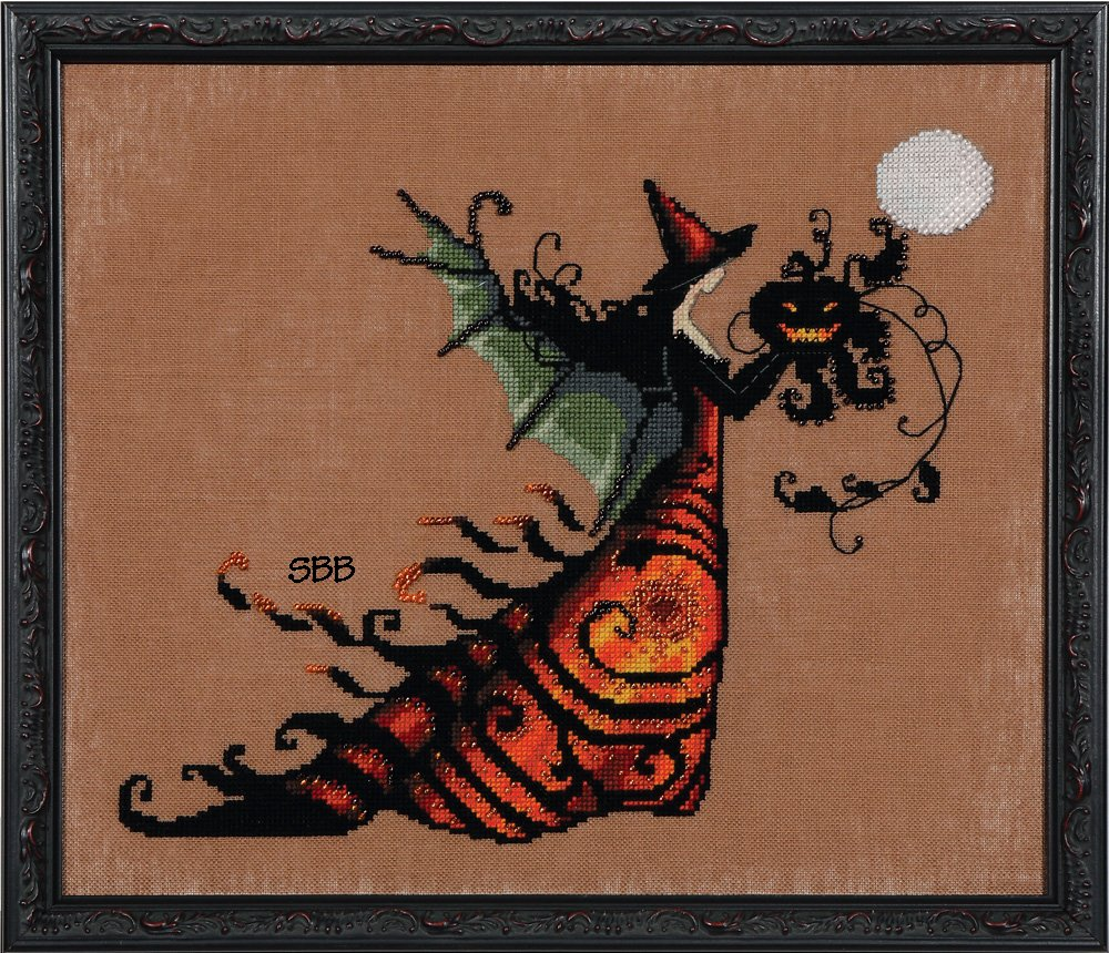 Nora Corbett Designs  #NC219 Bewitching Pixies ~ Electra