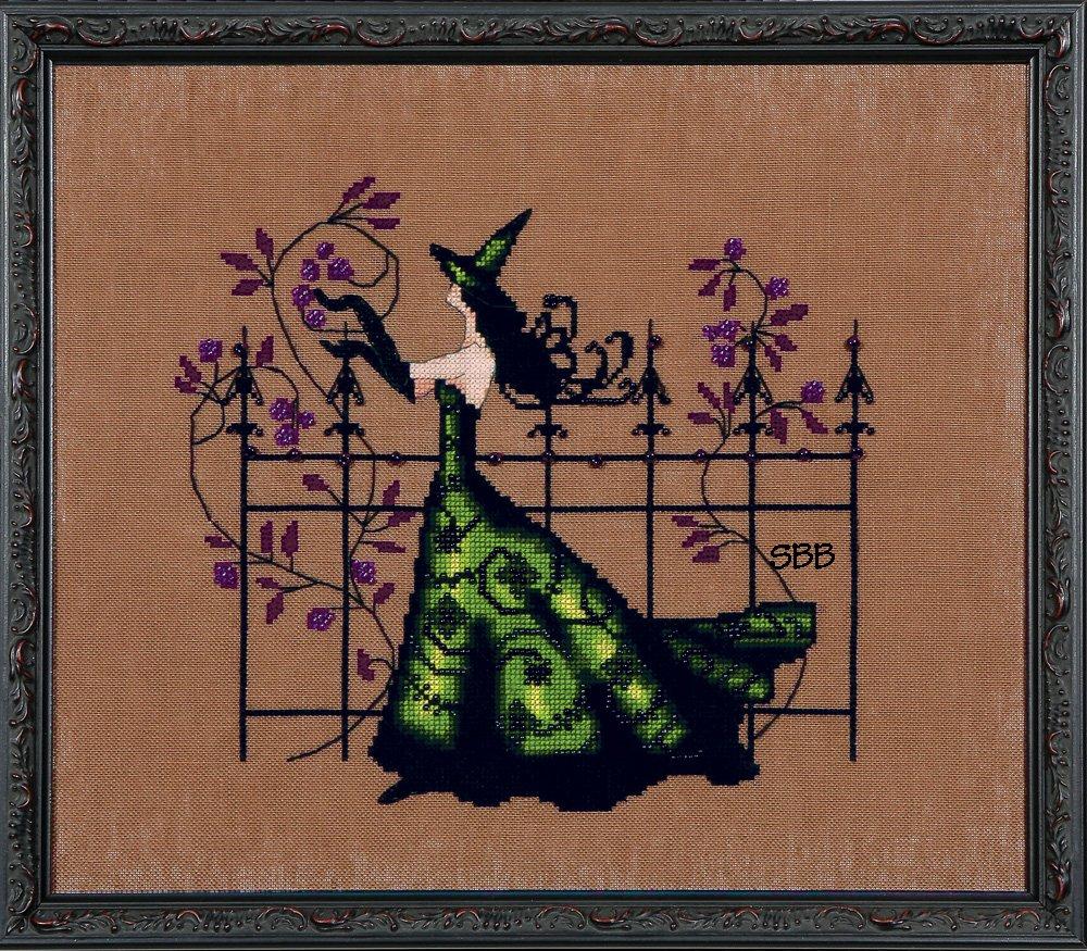 Nora Corbett Designs  #NC220 Bewitching Pixies ~ Gwen