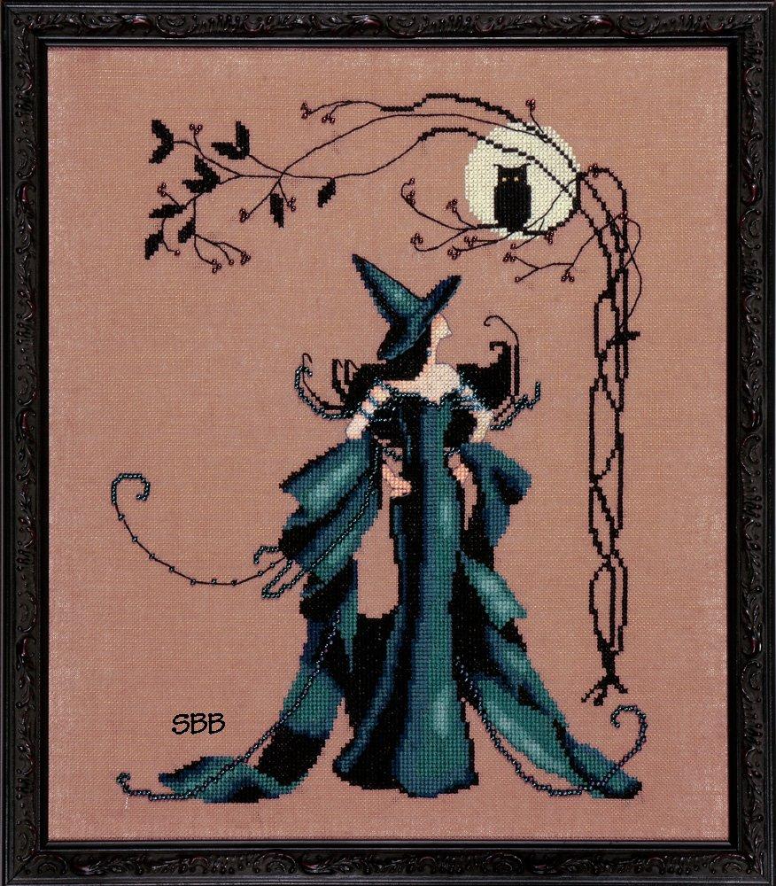 Nora Corbett Designs  #NC221 Bewitching Pixies ~ Minerva