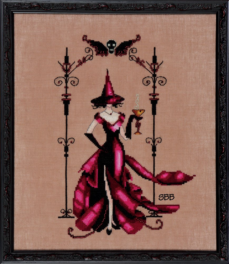Nora Corbett Designs  #NC223 Bewitching Pixies ~ Zenia