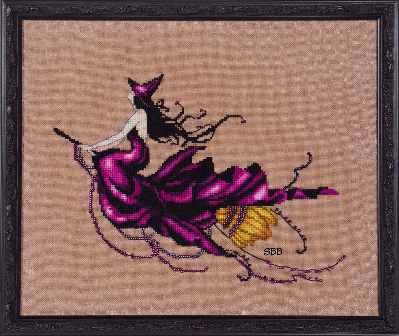 Nora Corbett Designs  #NC224 Bewitching Pixies ~ Eva