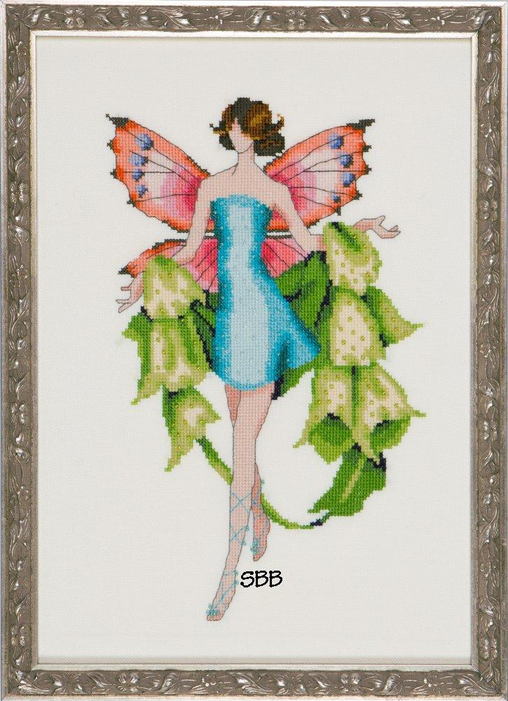 Nora Corbett Designs  #NC226 Pixie Blossom Collection ~ Belle of Ireland