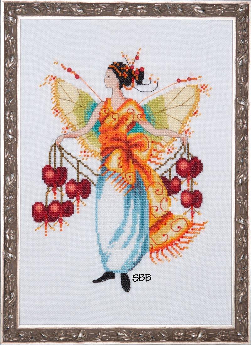 Nora Corbett Designs  #NC230 Pixie Blossom Collection ~ Bleeding Heart