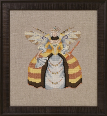 Nora Corbett Designs  #NC261 Intriguing Insects ~ Miss Queen Bee
