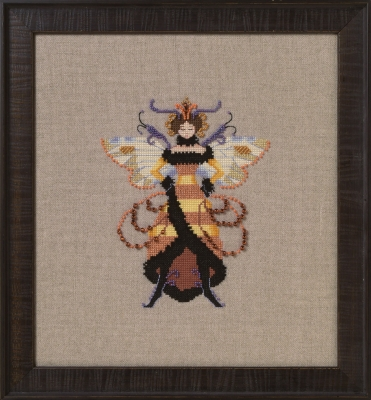 Nora Corbett Designs  #NC262 Intriguing Insects ~ Miss Honey Bee