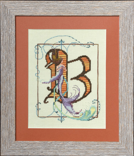 Mirabilia/Nora Corbett Letters from Mermaids B