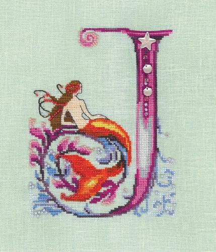 Mirabilia/Nora Corbett Letters from Mermaids J