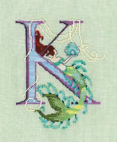 Mirabilia/Nora Corbett Letters from Mermaids K