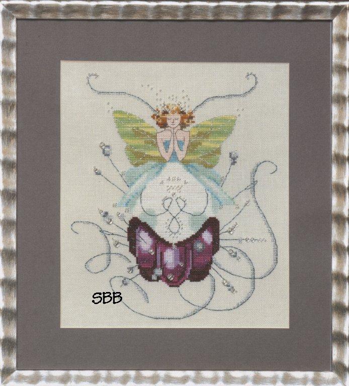 Nora Corbett #2 The Pincushion Fairy Kit