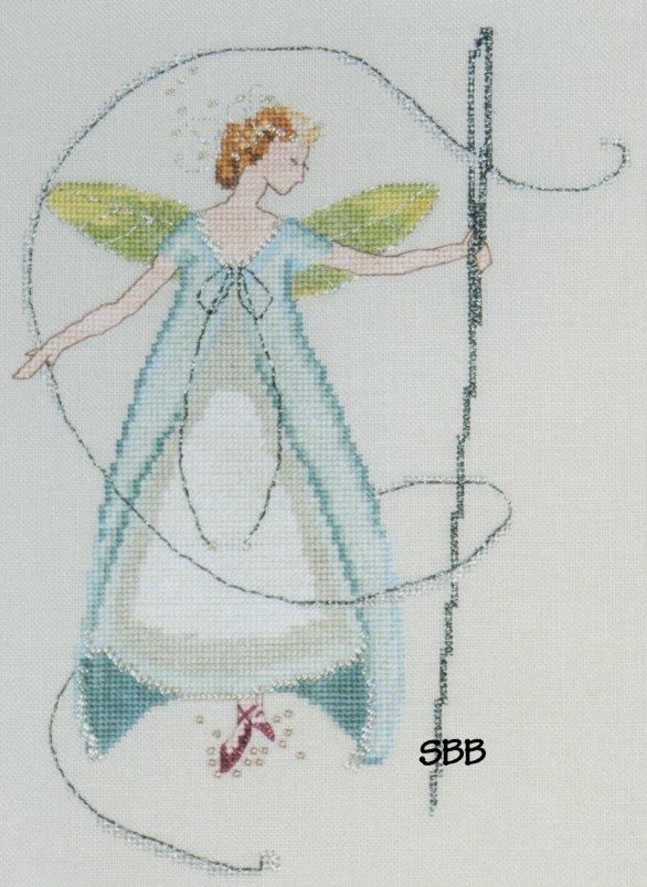 Nora Corbett #3 The Needle Fairy