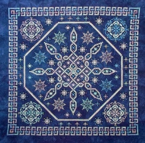Northern Expressions Needlework Celtic Snow